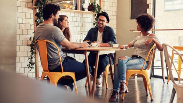 Spanska konversation, studiecirkel
