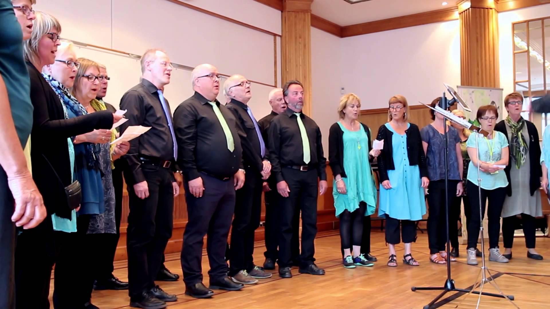Julkonsert med Björkstakören - Frälsningsarmén