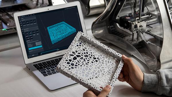 Lär dig mer om 3D-skrivare Nyhet