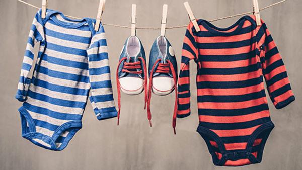 Klädsömnad barnkläder