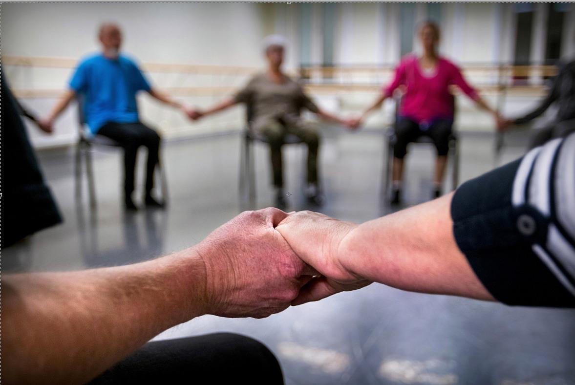 Dansläger för dig med Parkinson