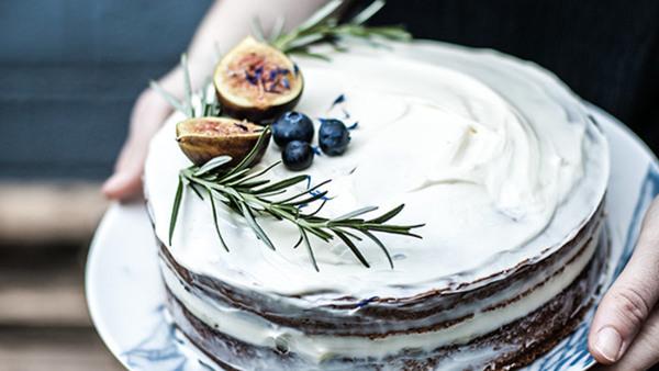 Baka tårta från grunden