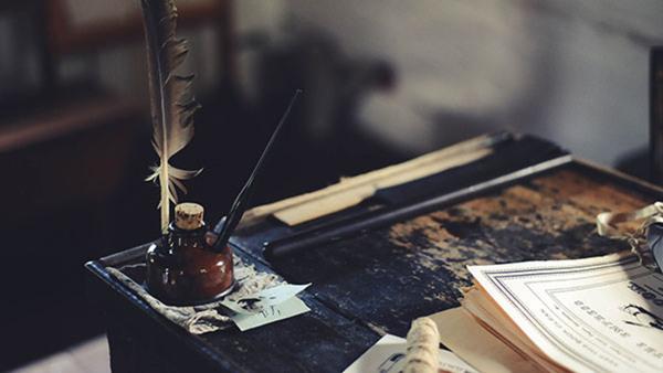 Skriv och inspireras på Ostindiefararen NYHET