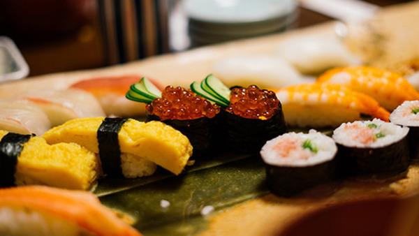 Bazooka Vegetarisk Sushi