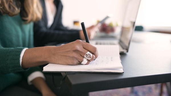 Att skriva i jobbet