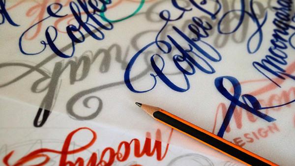 Bokstavsillustration och kalligrafi 10-14 år