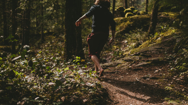 Skogsbad - Skogens hälsoeffekter