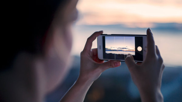 Kreativ mobilfotografi
