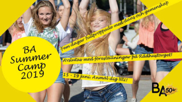 BA SummerCamp 8-9 år