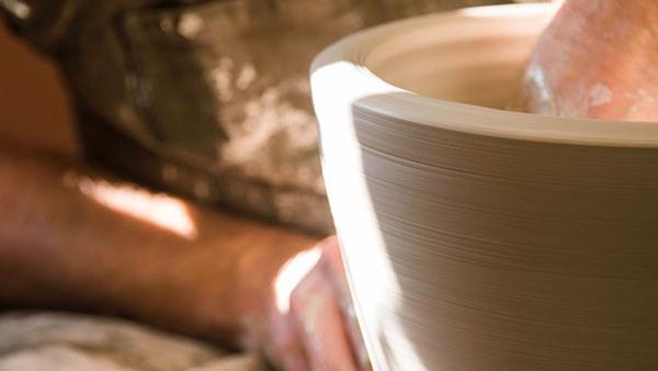 Drejning och lertekniker Helg - sommarkurs