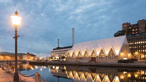Göteborgs arkitekturhistoria - NYHET!