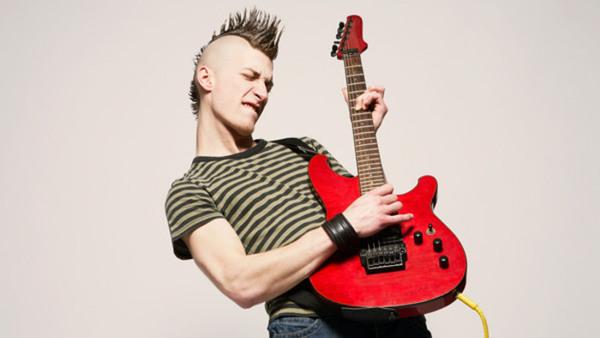 Gitarr nybörjare 7-12 år