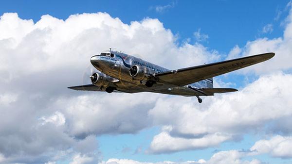 Daisy- flygplanet under andra världskriget