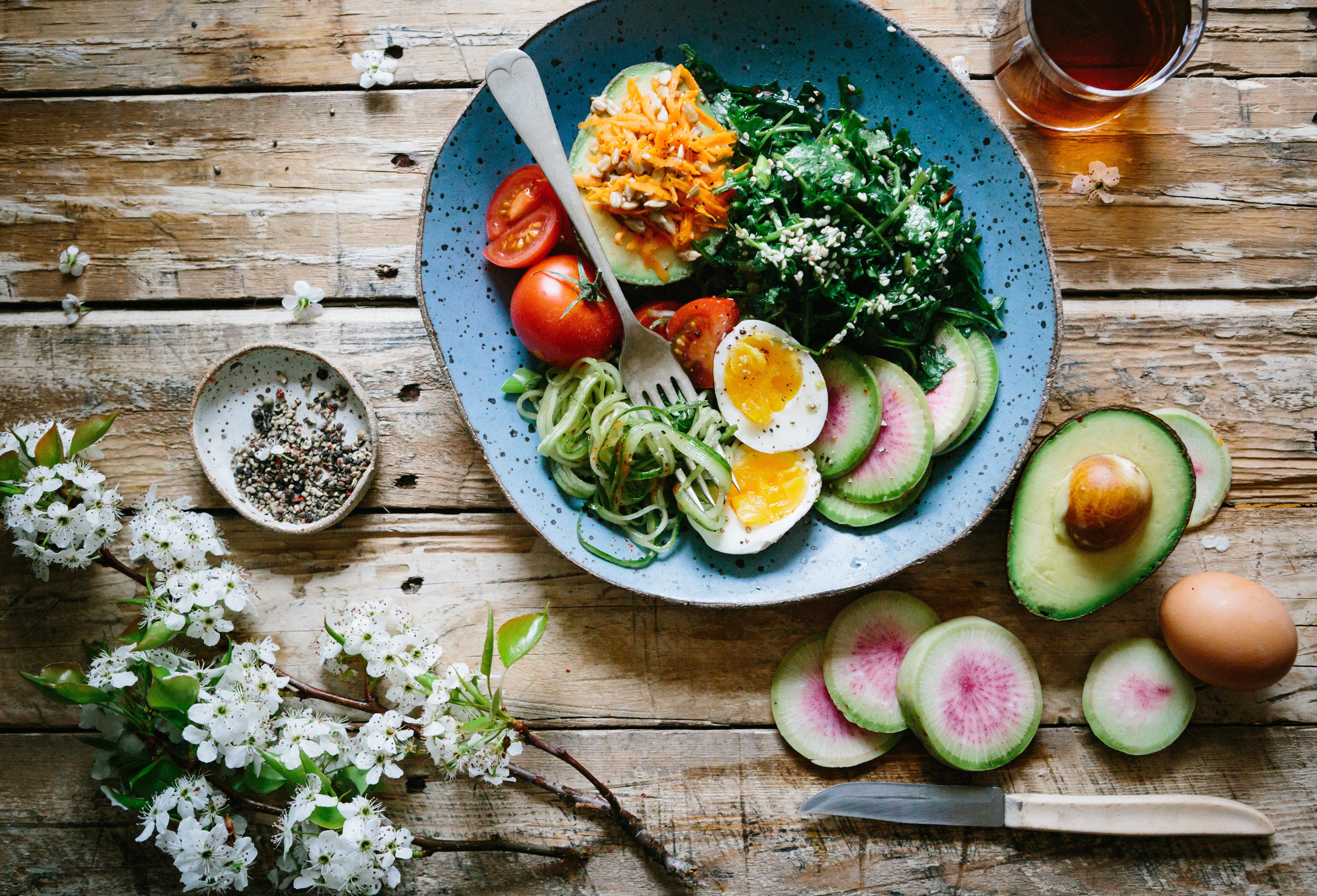 Maten som hjälper dig må bättre