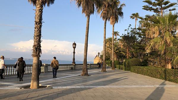 Allmän intensiv spanska i Cádiz