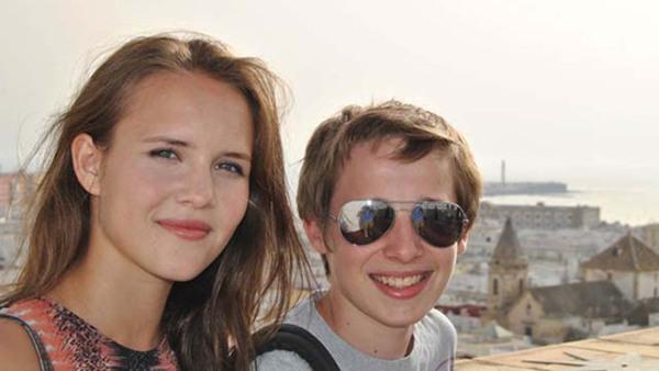 Sommarkurs för ungdomar 13 - 17 år i Cádiz