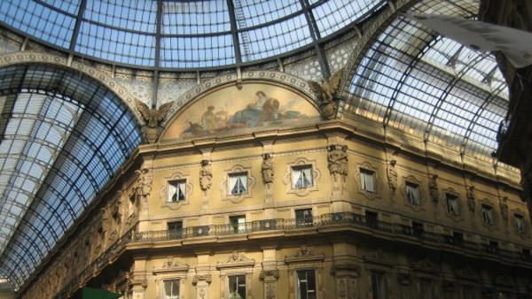 Italienska - kultur och språk i Milano Nyhet