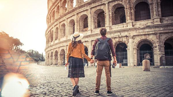 Italienska - kultur och språk i Rom Nyhet