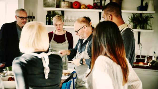 En kulinarisk resa genom Italien Nyhet