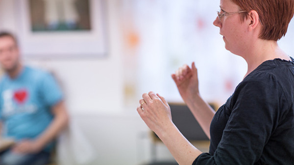 Teckenspråk nybörjare Nyhet