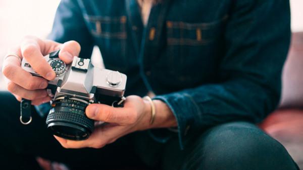 Fotografisk gestaltning