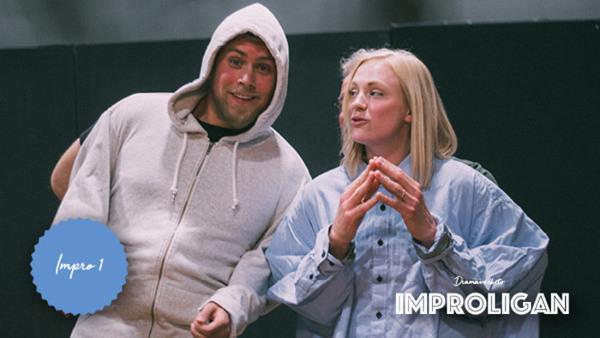 Dramaverkets Improvisationsteater - Steg 1