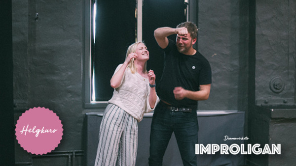 Improvisationsteater - Helgkurs Intro till impro