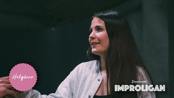 Improvisationsteater - Helgkurs Storytelling