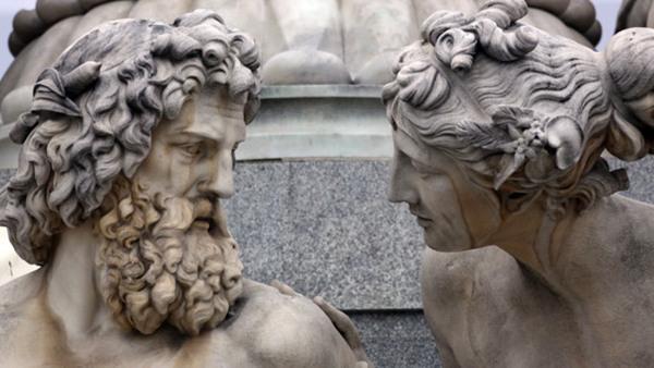 Caesar, Shakespeare och Trump