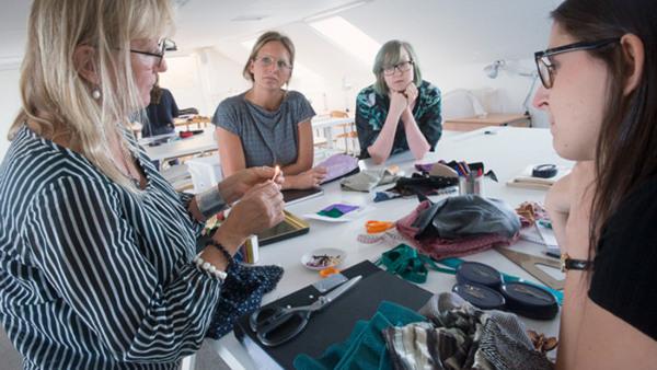 Mode och hållbart: Laga, ändra och redesigna