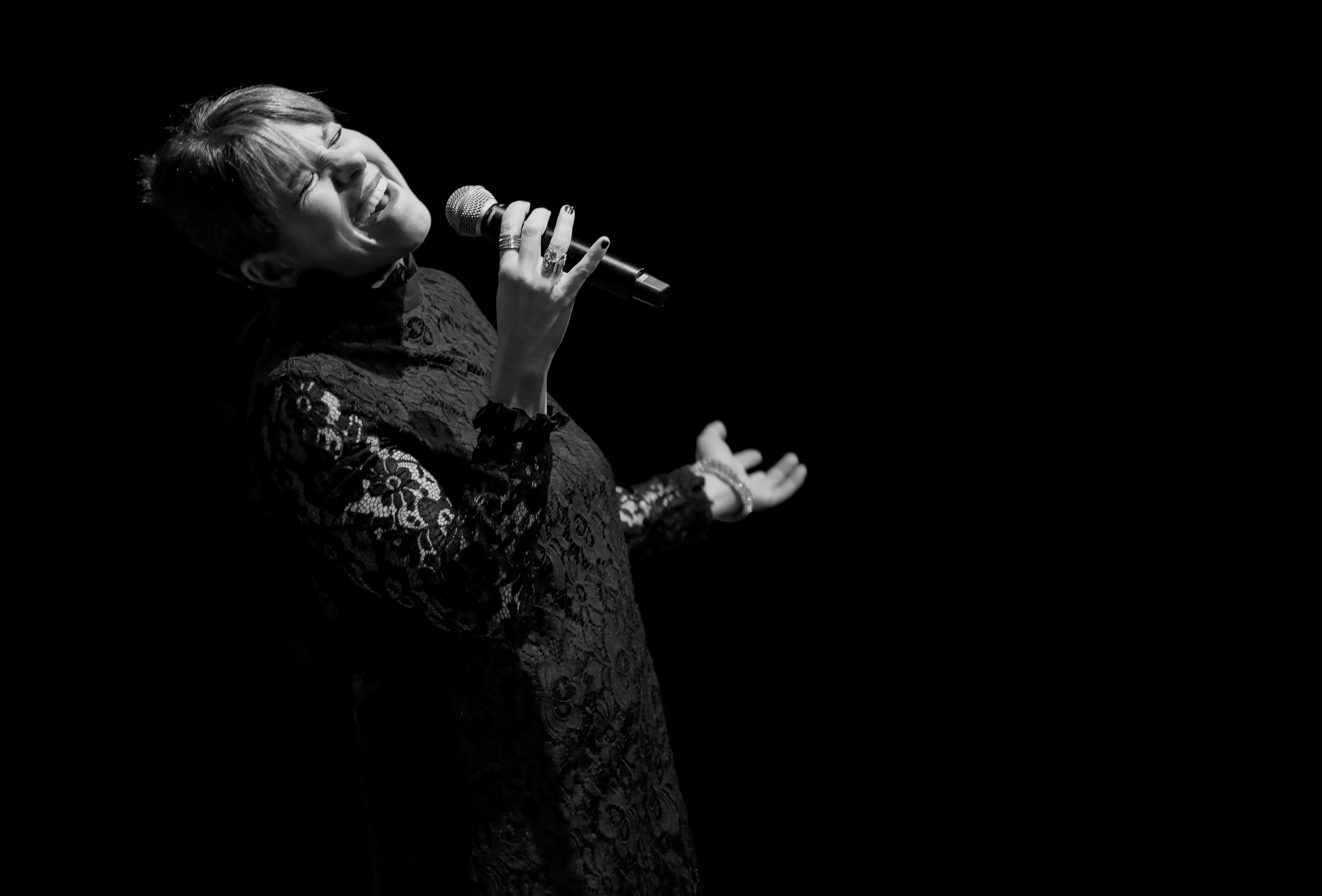 Masterclass i jazzsång med Vivian Buczeks jazztrio