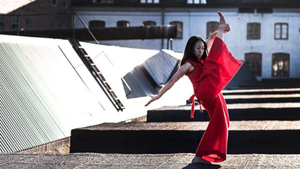 Chinese Classical Dance 16+ All levels Hui-Han Hu
