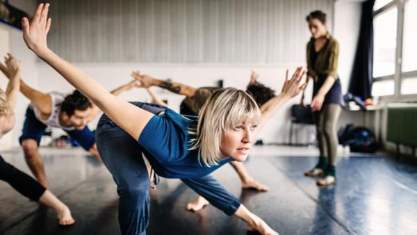 Prova på Modern dans, för vuxna och ungdomar