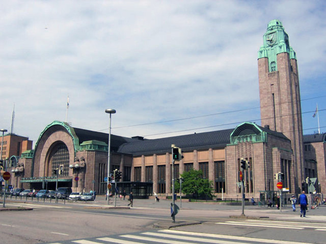 Arkitektoniska pärlor i Helsingfors
