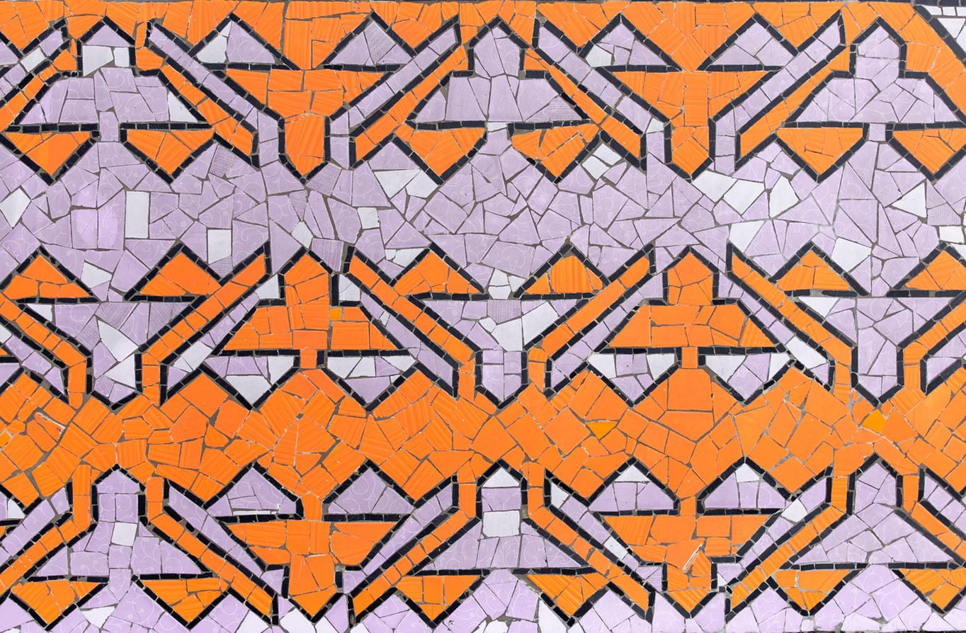 Mosaikens betydelse i konsten  Nyhet