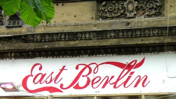 Berlinmurens fall 30 år - Europa då och Europa nu
