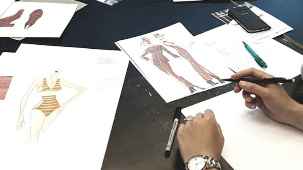 Fashion design - workshop