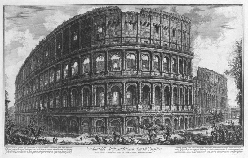 Den italienska konsten - från antiken till idag