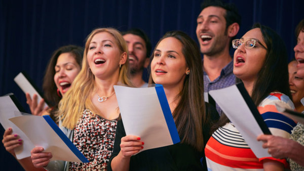 Sing It - Beginners course