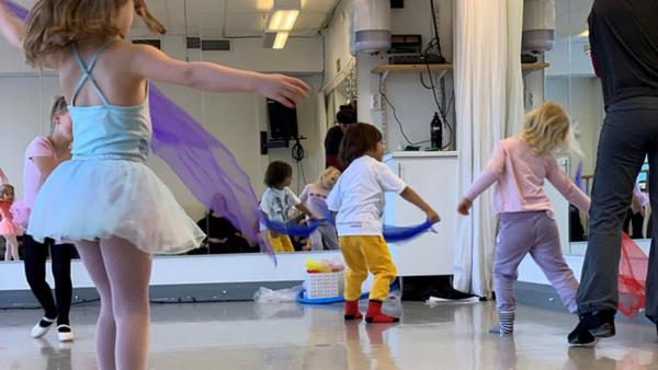 Föreläsning- Barn, dans och genus