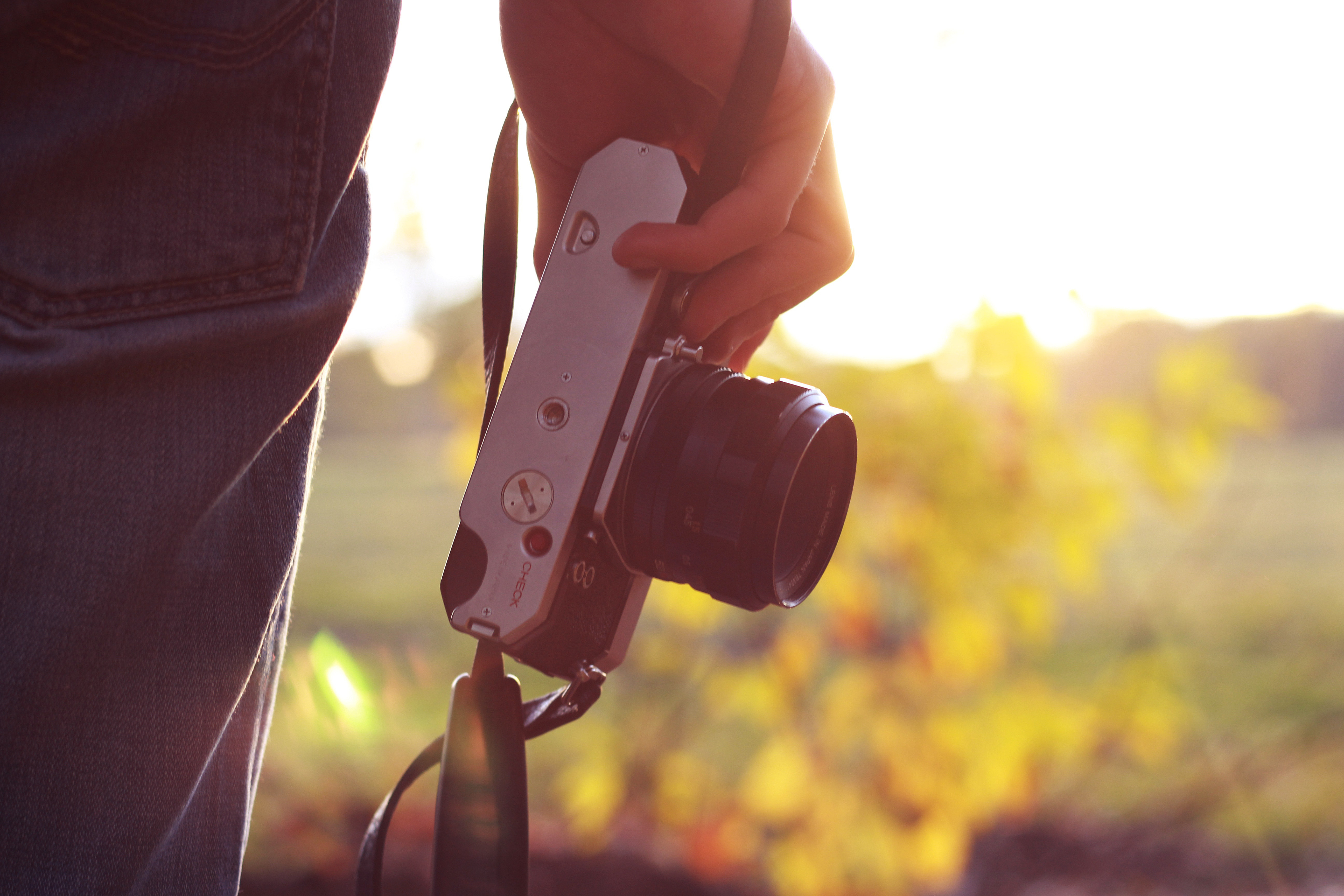 Fotografera naturlandskap