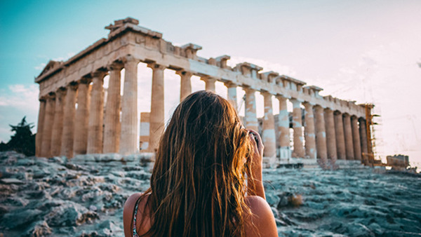 Grekiska nybörjare - A1 del 1