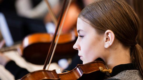 Violin i liten grupp - nybörjare