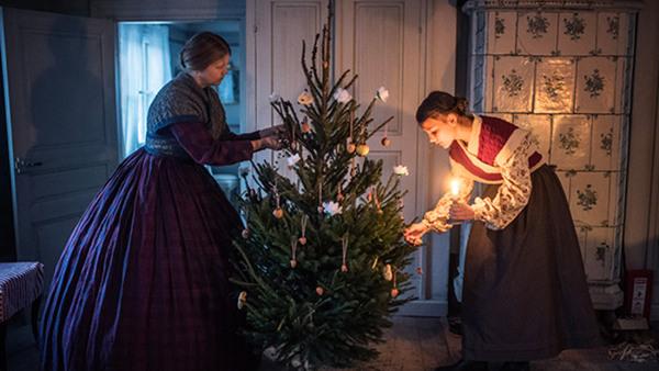 Julgranen - dess historia och julpynt!