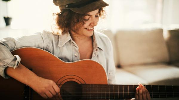 Akustisk gitarr - enskild undervisning