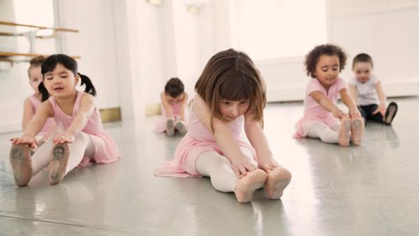 Balett N 3-4 år