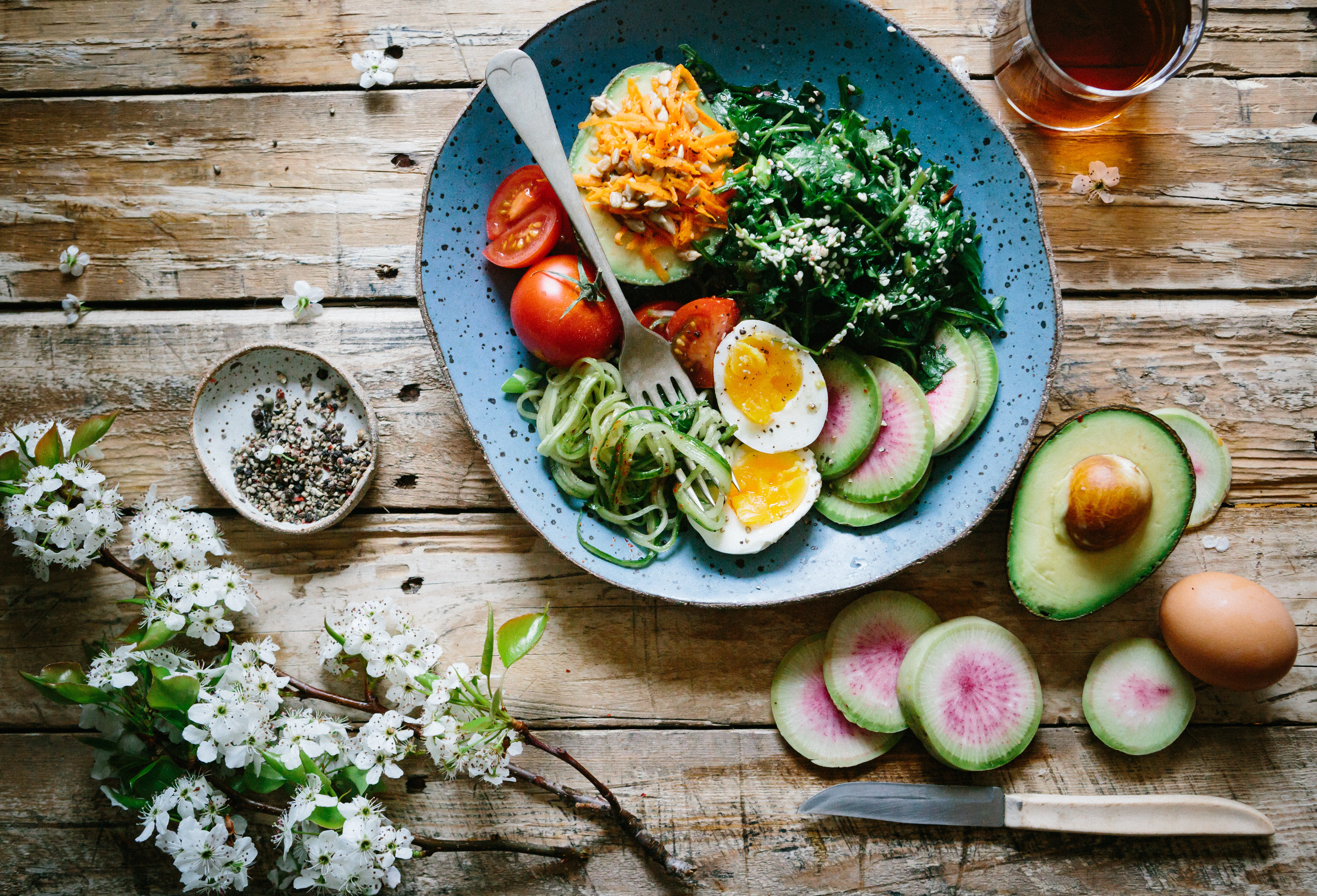 Mat för kropp och själ