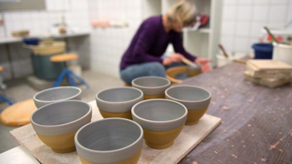 Keramikworshop med Raukubränning