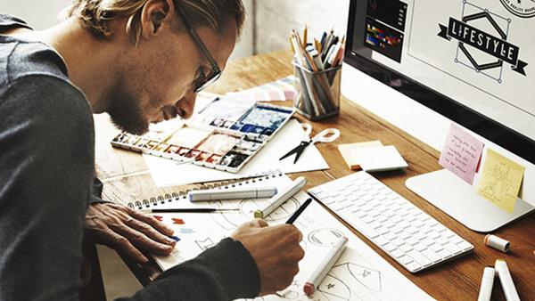 Diplomerad grafisk designer, fortsättning - NYHET!