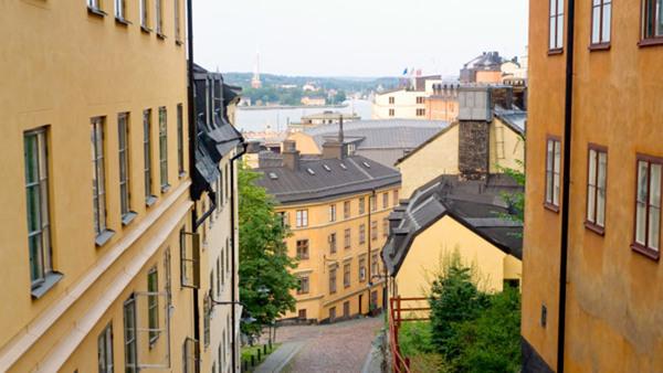 Svenska A1 - lower continuation